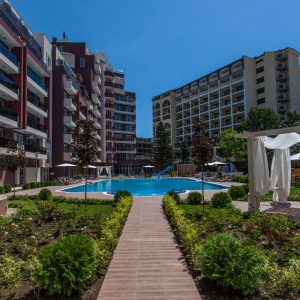 Appartements Admiral Plaza Superieur